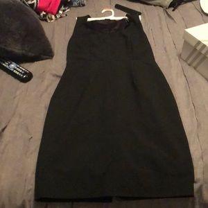 Black Business Dress (Express)